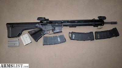 For Sale: AR-15 .556 16 inch barrel