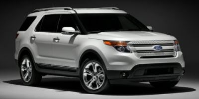 2015 Ford Explorer Limited (BLACK)