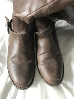 American Eagle Brown Riding Boots