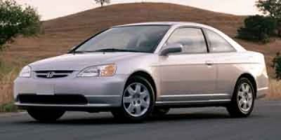 2001 Honda Civic EX (Clover Green Pearl)