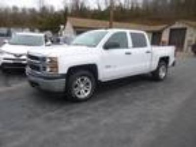 Used 2015 CHEVROLET SILVERADO For Sale
