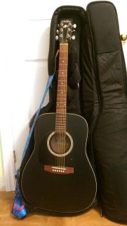 Art & Lutherie left-handed acoustic guitar