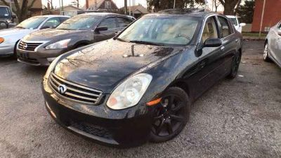 2006 INFINITI G35 Sedan 4DR SDN AT