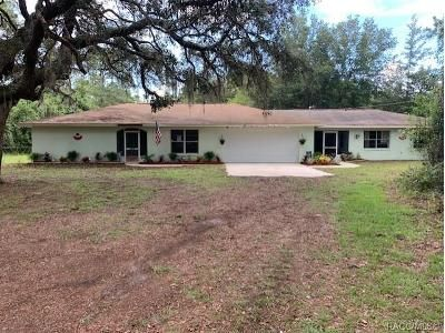 4 Bed 3 Bath Foreclosure Property in Crystal River, FL 34429 - W Seven Rivers Dr