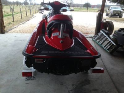 2008 Sea Doo RXT 215HP Supercharged
