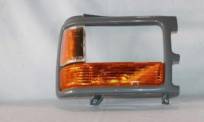 Sell w PTD Bezel Parking Side Lamp Light Passenger Side motorcycle in Grand Prairie, Texas, US, for US $51.75