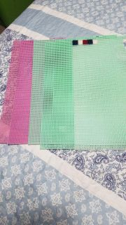 Plastic Canvas for Crafts