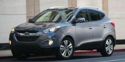 2014 Hyundai Tucson GLS (Winter White)