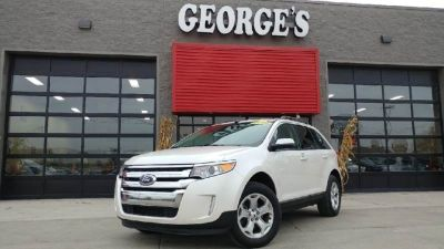 2014 Ford Edge SEL AWD 4dr Crossover