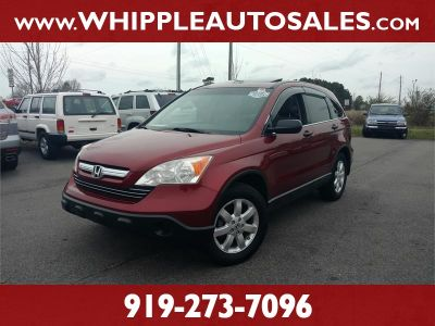 2008 Honda CR-V EX (Burgundy)