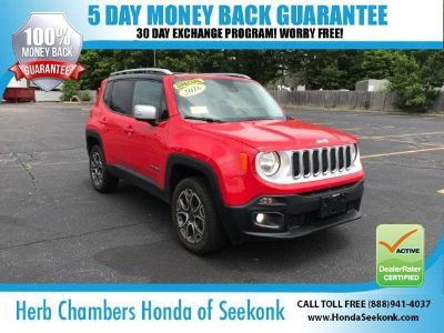 2016 Jeep Renegade Limited ()