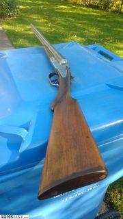 For Sale: Baker Guns Co. 12 gauge side by side shotgun