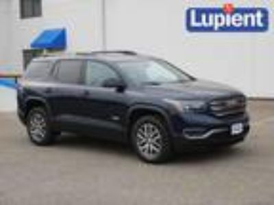 used 2017 GMC Acadia for sale.