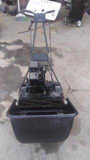 McLane Commercial Lawn Mower