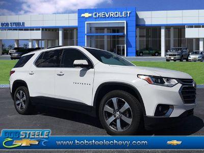 2018 Chevrolet Traverse LT Leather (summit white)