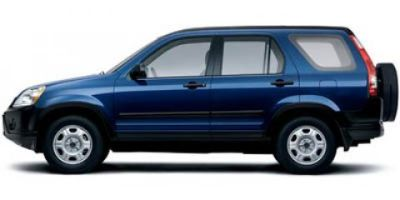 2005 Honda CR-V LX (Silver Moss Metallic)