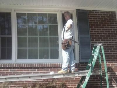 Ronnie Jenkins vinyl siding and windows