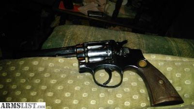 For Sale/Trade: Sw 38 police size revolver