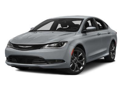 2015 Chrysler 200 C (Billet Silver Metallic Clearcoat)