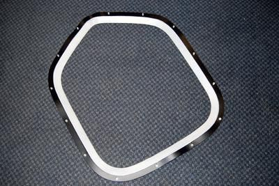 Buy Mopar 1970-74 Cuda shaker trim ring, barracuda, Chrysler motorcycle in Litchfield, Ohio, US, for US $175.00