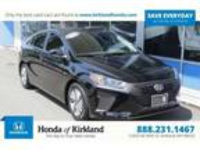 used 2018 Hyundai Ioniq Hybrid for sale.