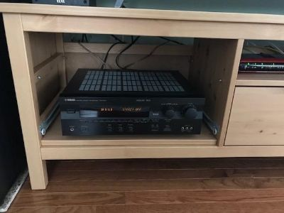 YAMAHA Receiver and Speaker system