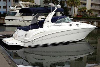 2004 Sea Ray 300DA