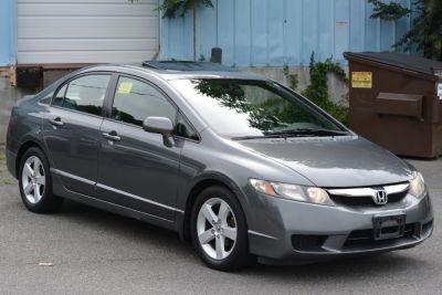 2009 Honda Civic LX-S (Urban Titanium Metallic)