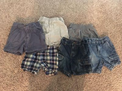 12 month shorts