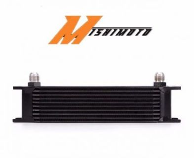 Sell Mishimoto Universal 10-Row Oil Cooler - BLACK motorcycle in Gallatin, Tennessee, United States, for US $93.75
