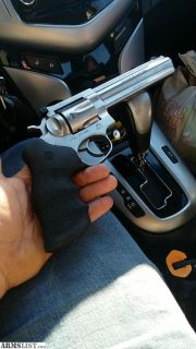 For Trade: Ruger GP100