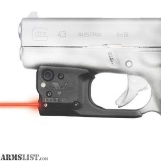 For Sale: Viridian Weapon Technologies Reactor 5 Red Laser w/ECR/Holster for Glock 43