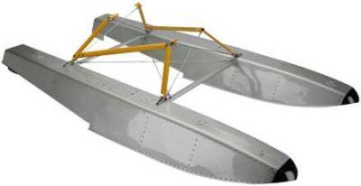 Hanger 9 1/4 Scale NIB Floats