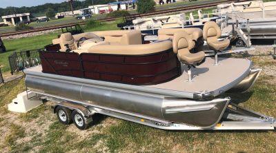 2018 Sweetwater 2286 BF Pontoons Boats Lafayette, LA