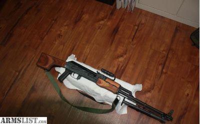 For Sale: RPK AK47 Romanian