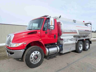 2015 International TANKER TENDER FIRE TRUCK