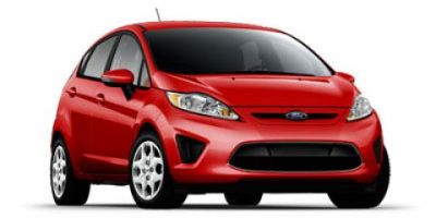 2013 Ford Fiesta SE (Lime Squeeze Metallic)