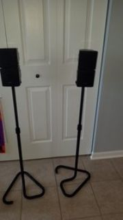 Optimus Speakers with Stands