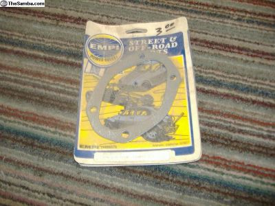 vw empi 3211 dfv air cleaner gaskets
