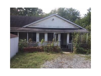 1 Bed 1 Bath Foreclosure Property in Rossville, GA 30741 - Broadway St