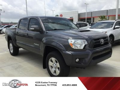 2013 Toyota Tacoma V6 (Magnetic Gray Metallic)