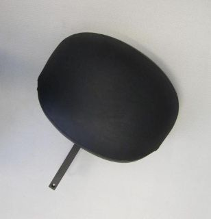 Buy Adjustable/Removable Driver's Backrest for Corbin Seats (Maltese Cross) Oval Pad motorcycle in San Francisco, California, US, for US $63.00