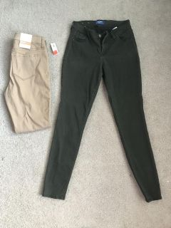 Size 2 Old Navy Mid Rise Rockstar pants
