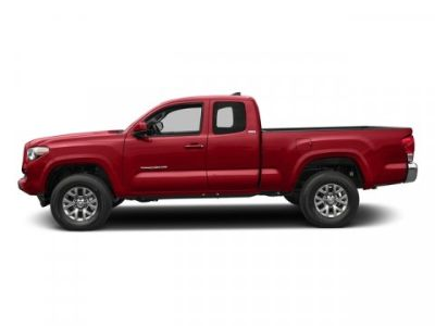 2018 Toyota Tacoma SR5 Access Cab 6' Bed V6 4x4 A (Barcelona Red Metallic)