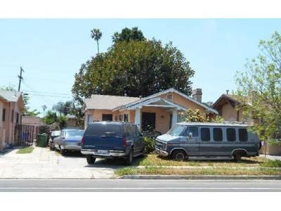 2 Bed 1 Bath Foreclosure Property in Los Angeles, CA 90043 - 2nd Ave