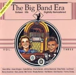 Big Band Era Volume 3 CASSETTE