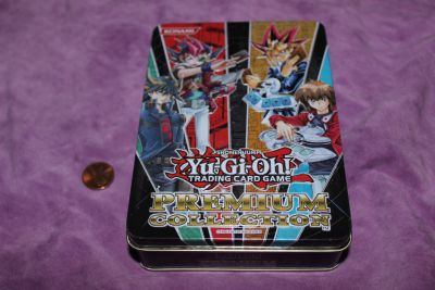 Shonen Jump Yu-Gi-Oh! Trading Card Game Tin (Tin only)