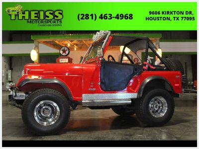 Used 1977 Jeep CJ5 for sale