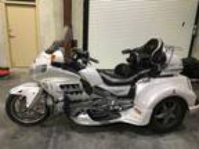 2008 Honda Goldwing 1800 Lehman Trike Monarch II