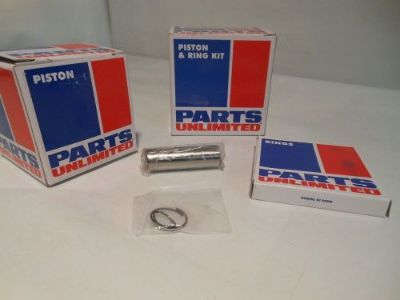 "Sell Snowmobile piston Kit 8039-1 John Deere Liquifire 340 1976-1978 58 mm .010"" motorcycle in Wells, Maine, United States, for US $26.95"